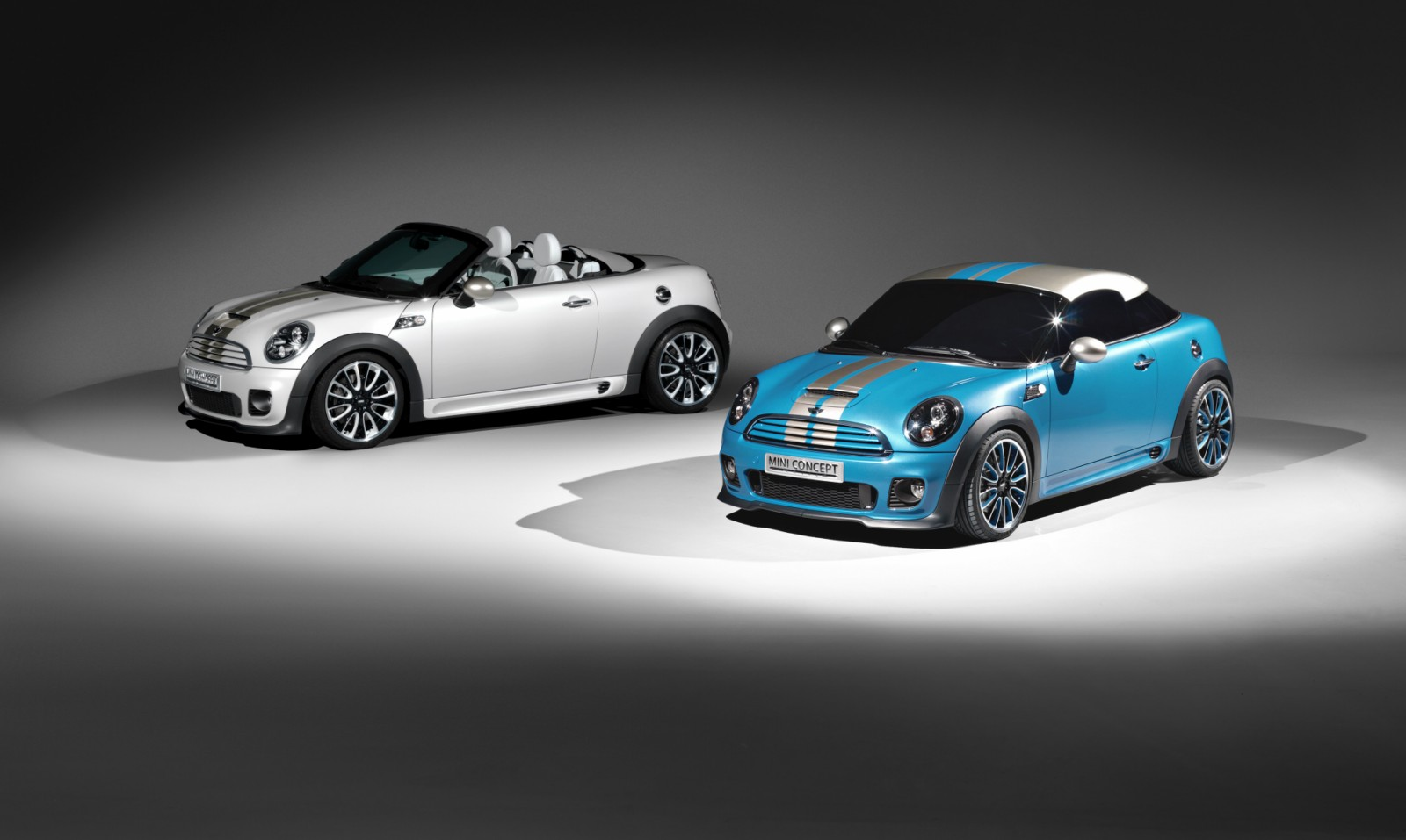 Mini Coupe And Mini Roadster Production Comes To End