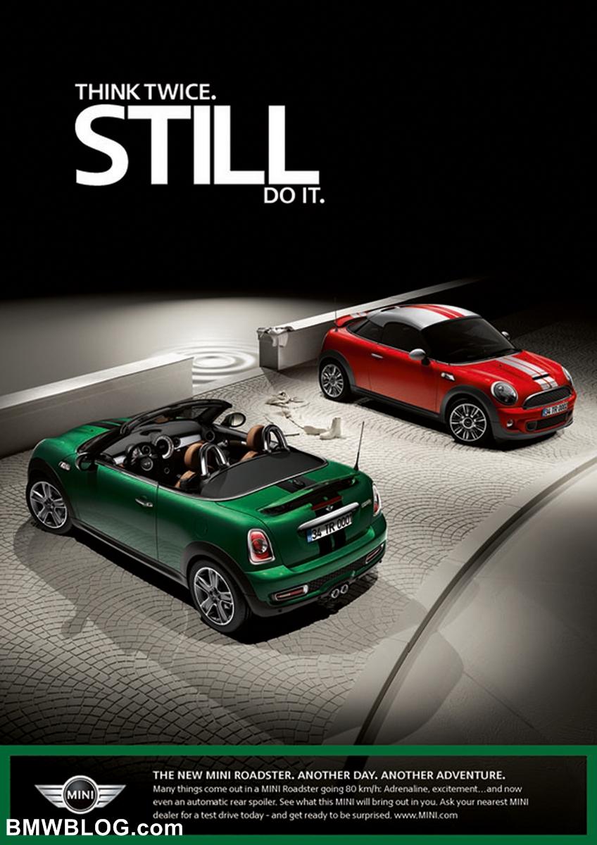 MINI Roadster marketing 04
