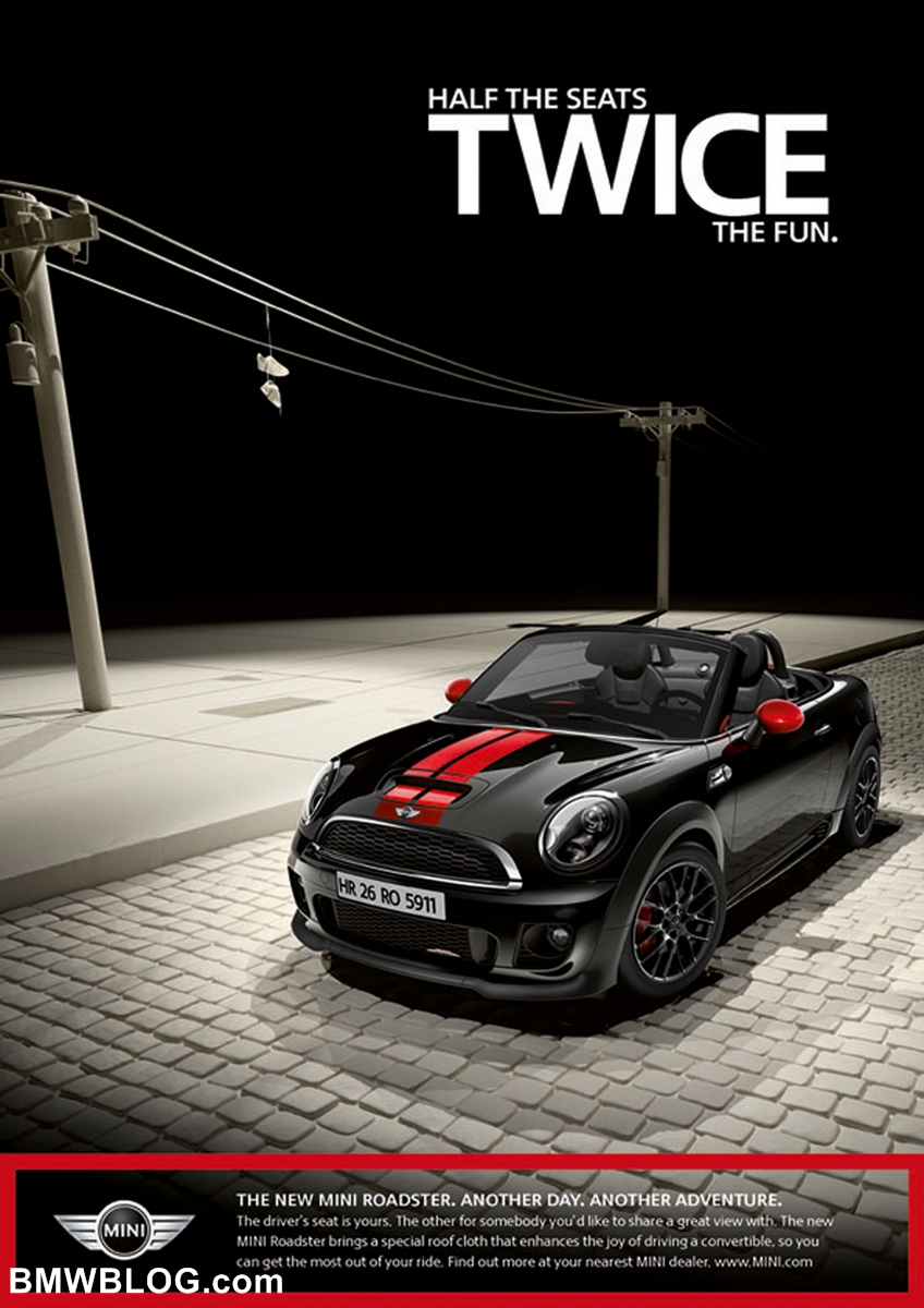 MINI Roadster marketing 05