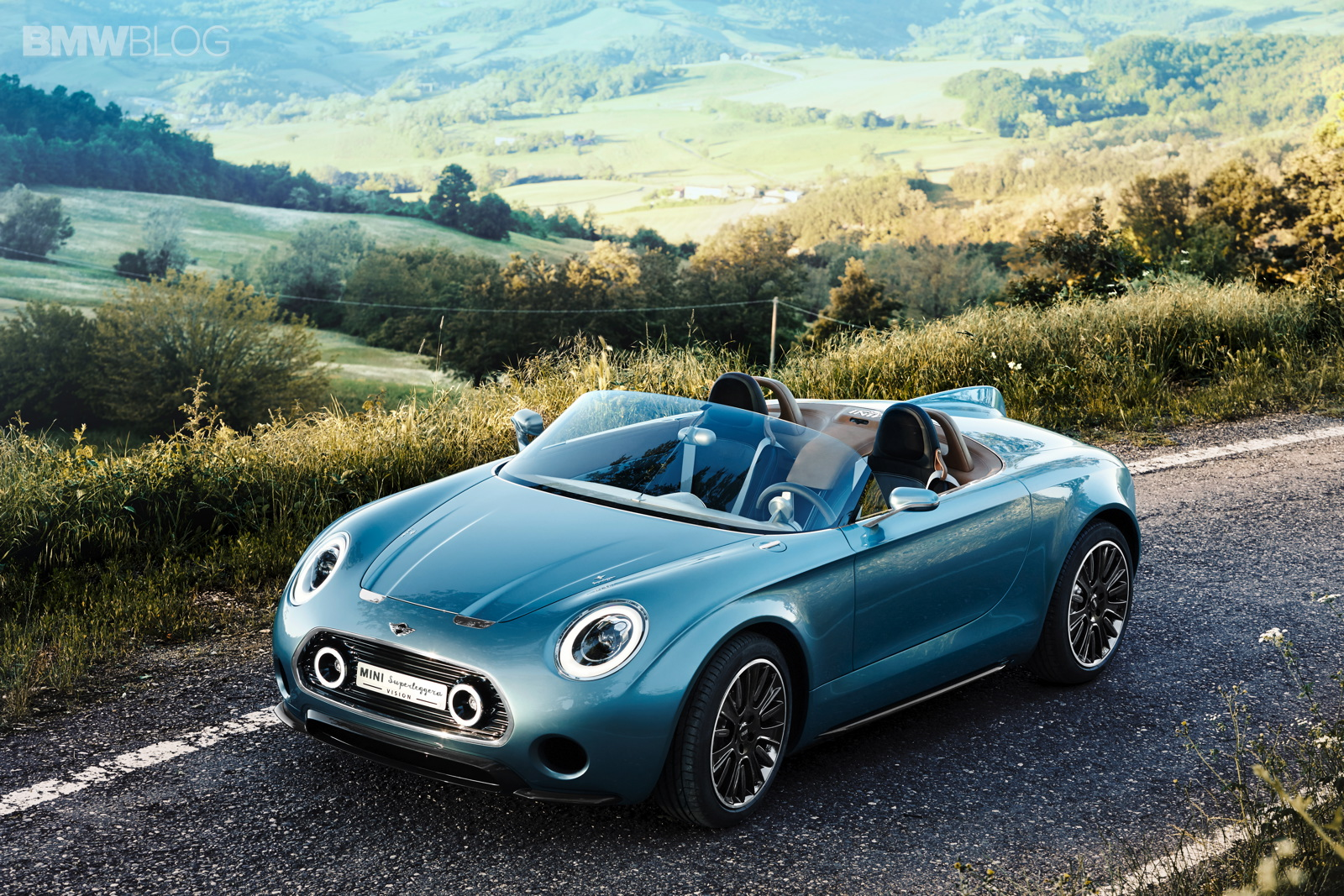 MINI SUPERLEGGERA VISION photos 24