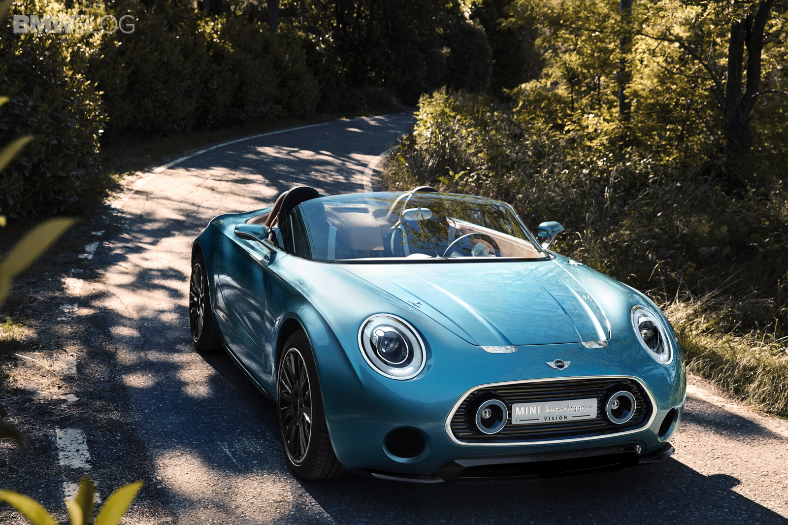 MINI SUPERLEGGERA VISION photos 27