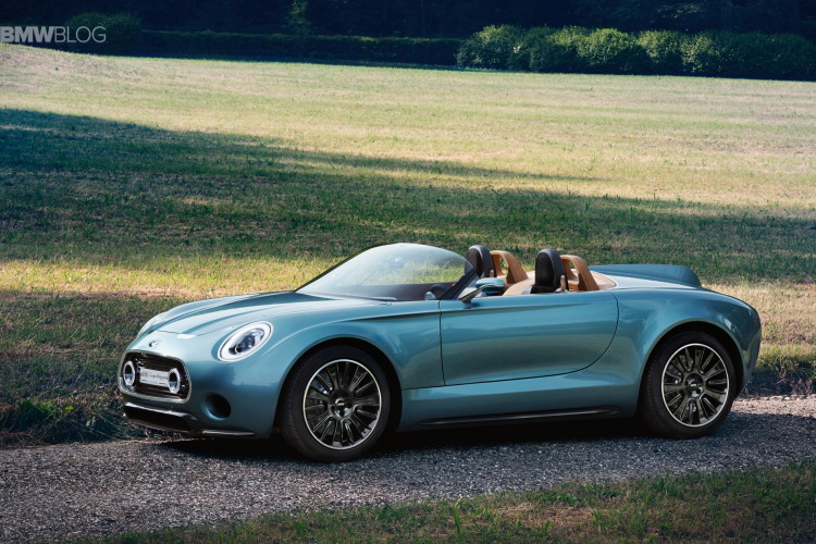 MINI Superleggera Vision 95 750x500