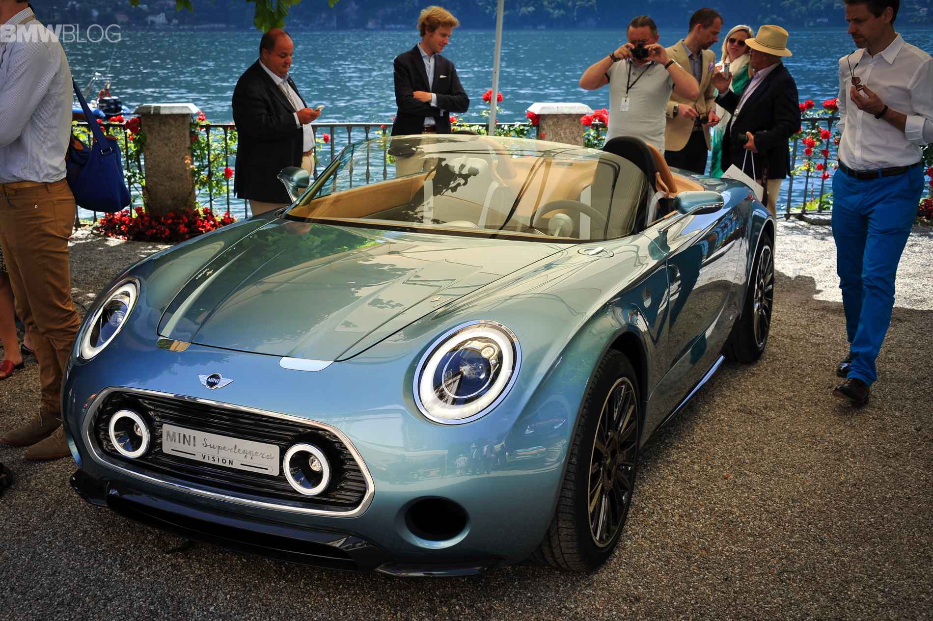 MINI Superleggera Vision villa deste 01