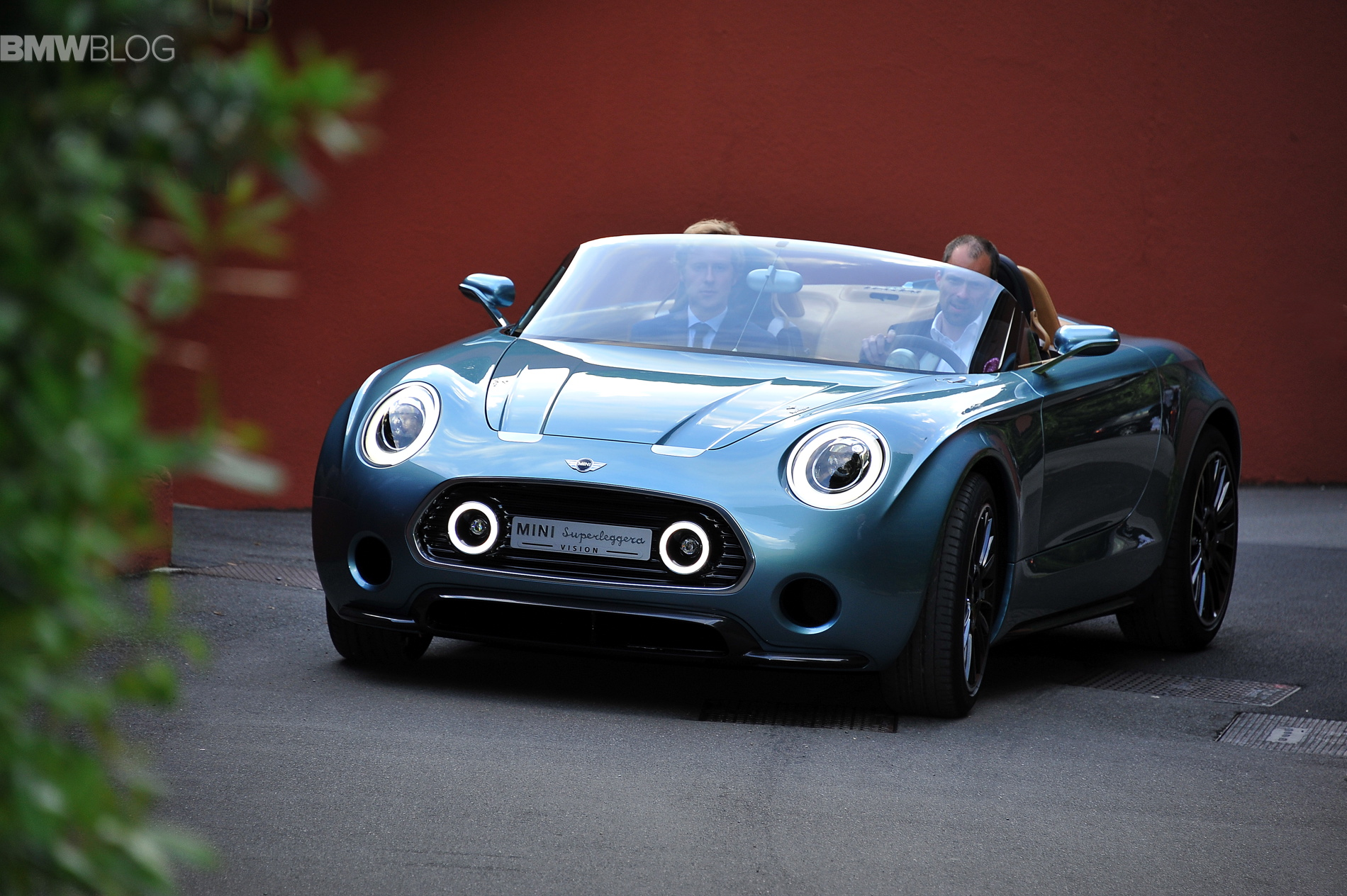 MINI Superleggera Vision villa deste 17