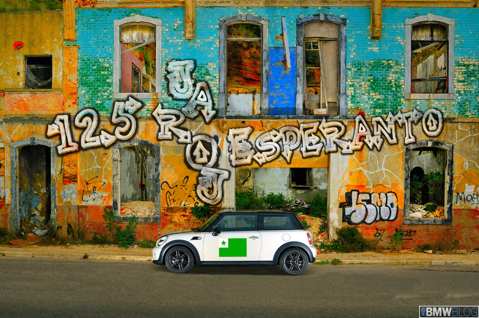 MINI cars 2012 01