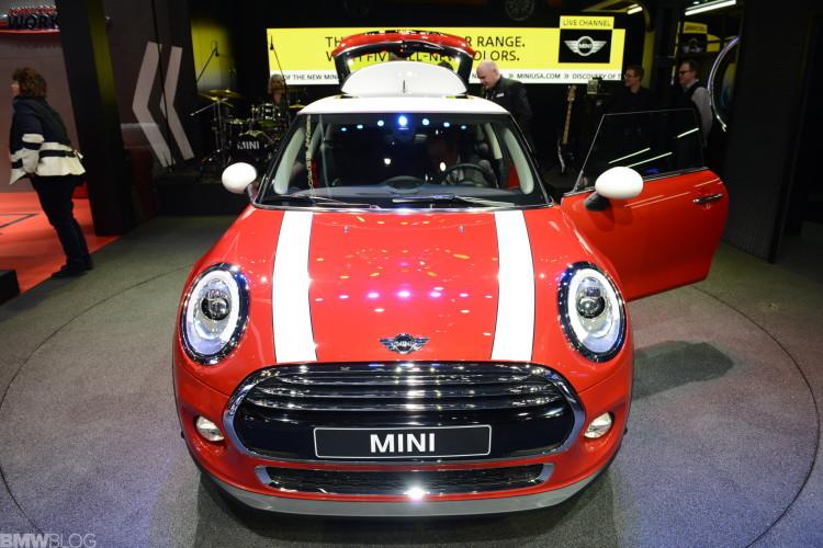 MINI cooper F55 detroit auto show04 750x500