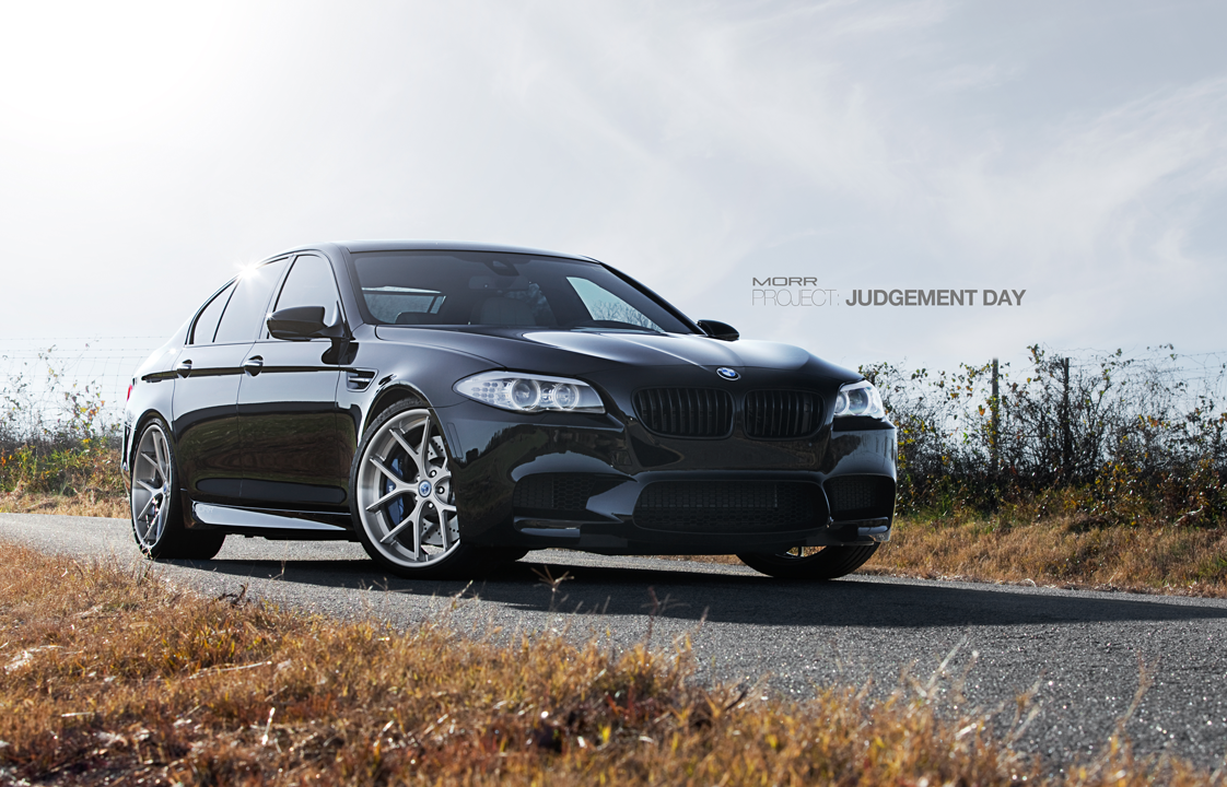 2013 Bmw F10 M5 Individual With 21 Quot Morr Multiforged Ms5 2