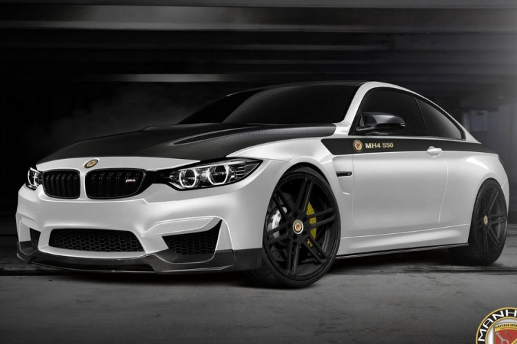 Manhart BMW M4 1 750x500