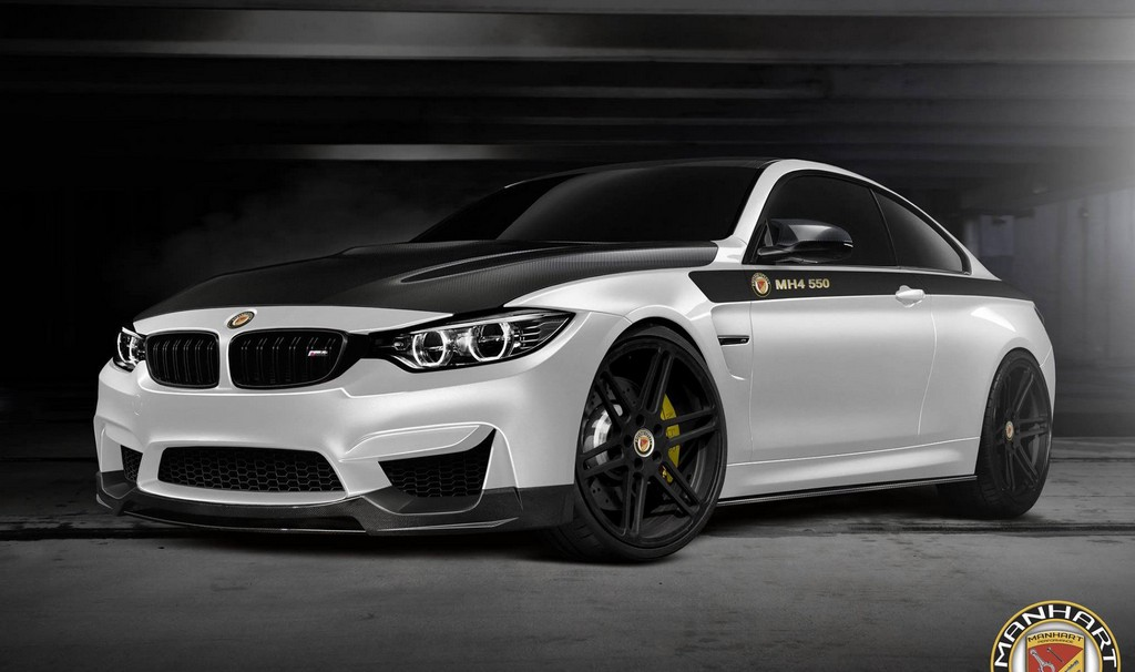 Manhart BMW M4 1