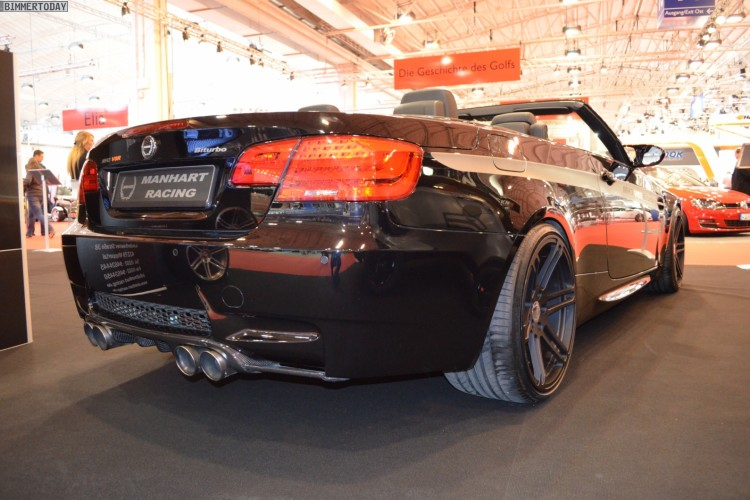 Manhart MH3 BMW M3 Cabrio Tuning Essen Motor Show 2012 03 750x500