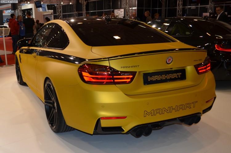 Manhart MH4 550 BMW M4 Tuning Essen Motor Show 2014 03 750x498