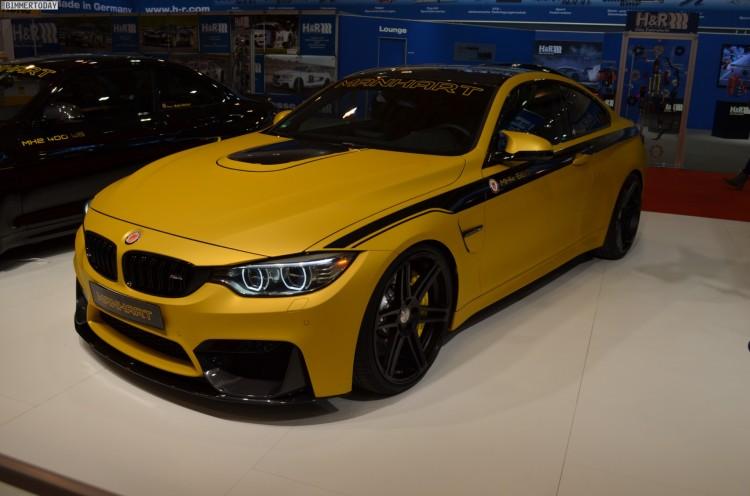 Manhart MH4 550 BMW M4 Tuning Essen Motor Show 2014 06 750x496