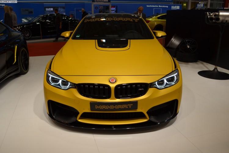 Manhart MH4 550 BMW M4 Tuning Essen Motor Show 2014 07 750x500