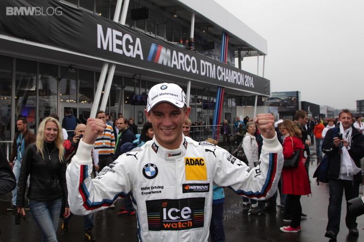 Marco Wittmann dtm champion 7 750x499