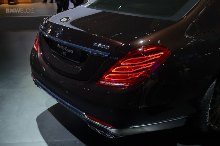 Mercedes Maybach S600 images 07 750x500