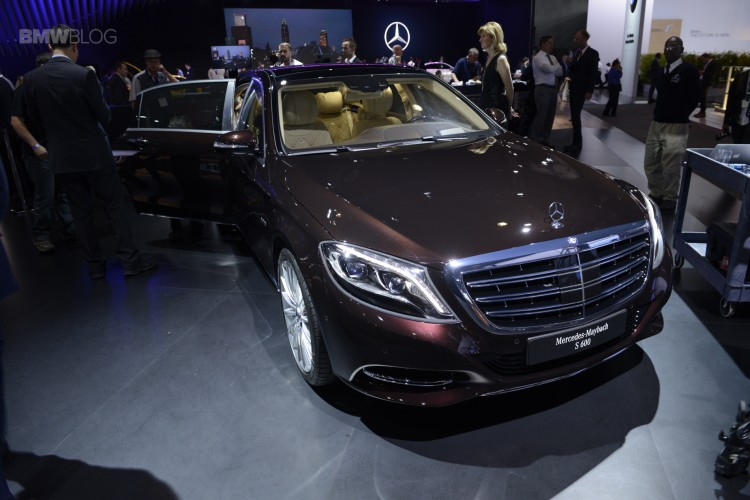 Mercedes Maybach S600 images 09 750x500