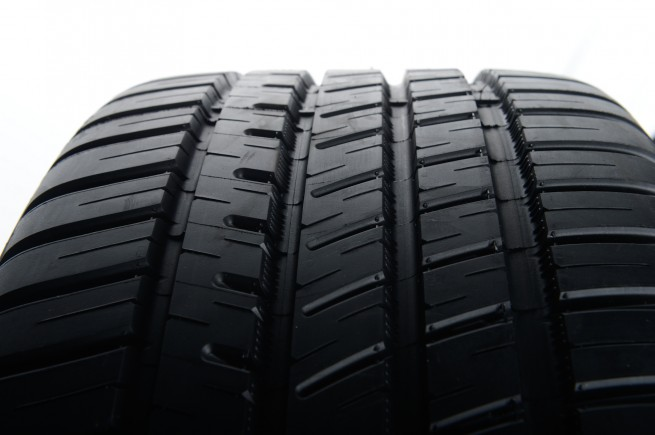 Michelin Pilot Sport All Season 3 Tread Detail 1