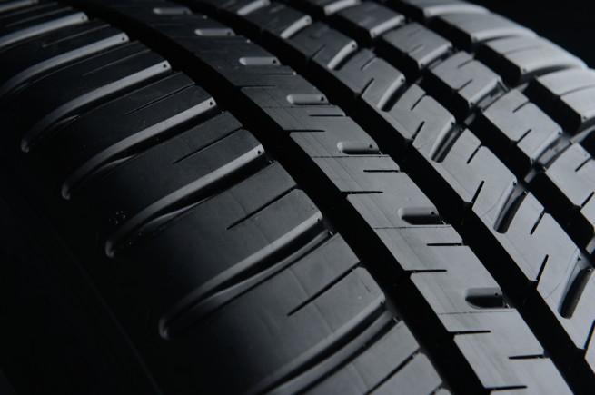 Michelin Pilot Sport All Season 3 Tread Detail 2