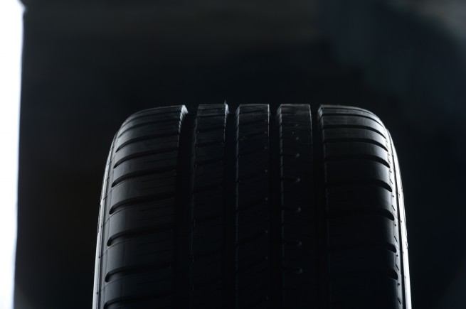 Michelin Pilot Sport All Season 3 Tread Shadowed