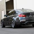 Mineral Gray BMW F80 M3
