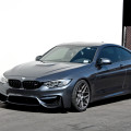 Mineral Gray M4 On HRE FlowForm Wheels By EAS