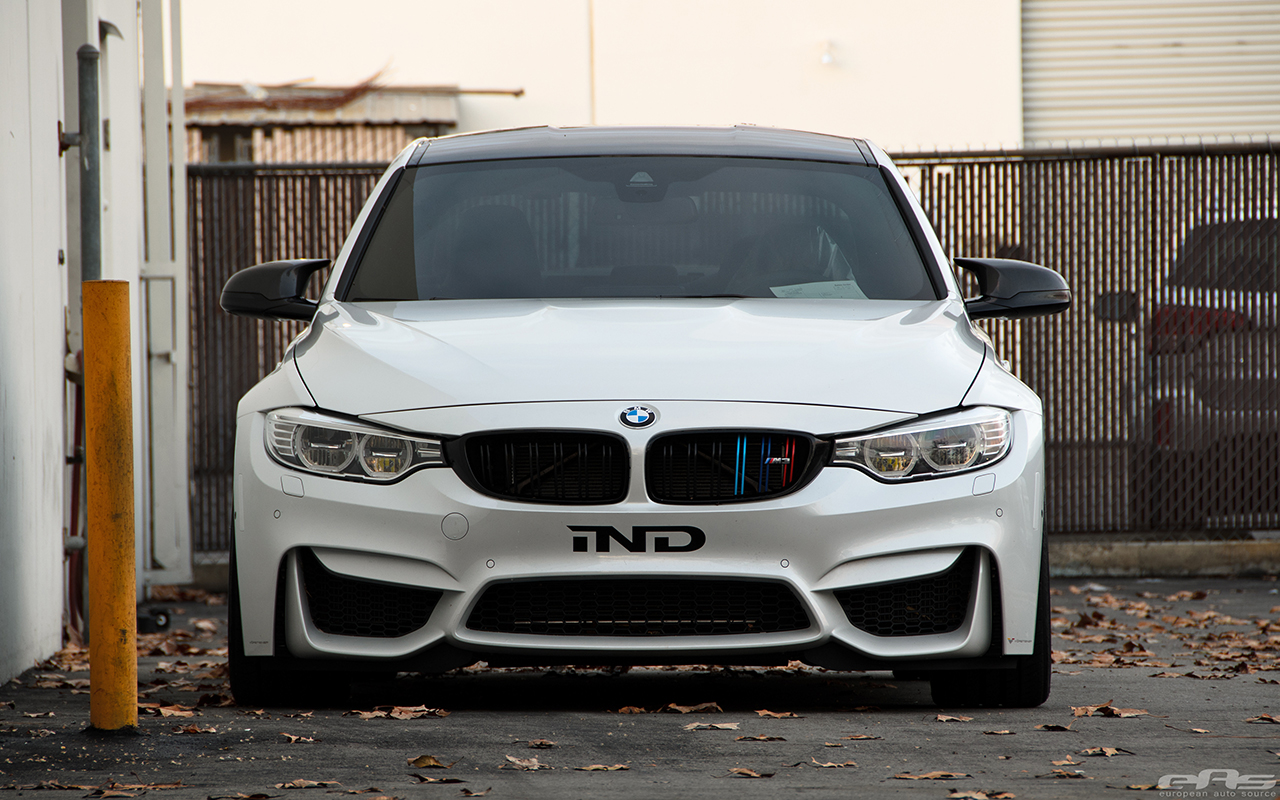 Mineral White BMW F80 M3 By EAS 28