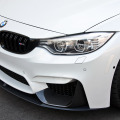 Mineral White M4 Gets The M Performance Aero Package