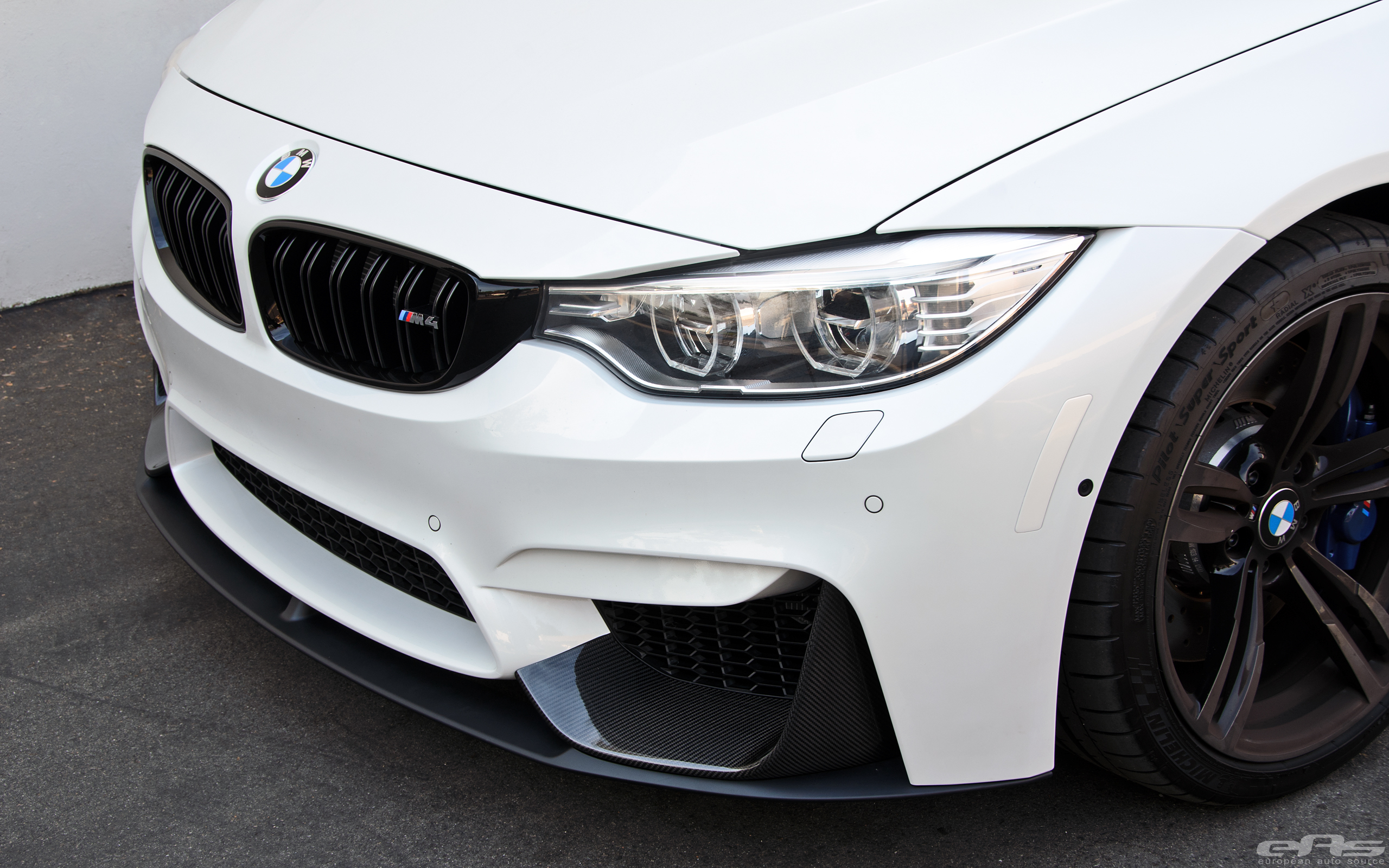 BMW M4 0 60 >> Mineral White M4 Gets The M Performance Aero Package