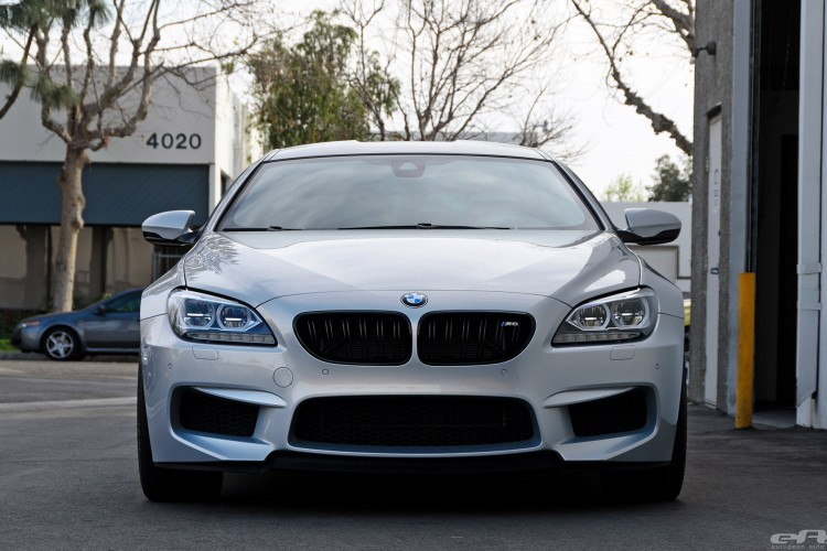 Moonstone Metallic BMW F13 M6 Tuned At EAS Image 20 750x500