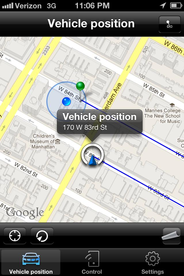 My BMW Remote Mobile App Now Available