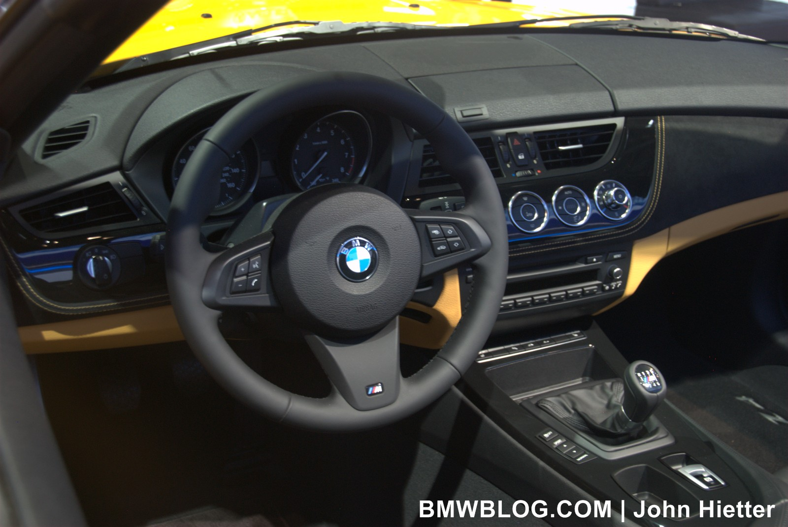 NYC bmw 6 series coupe 09