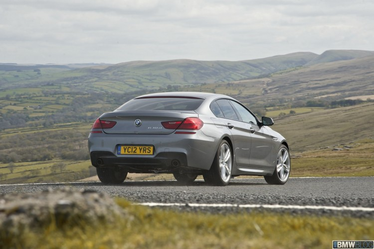 New BMW 6 Series Gran Coupe photos 27 750x500