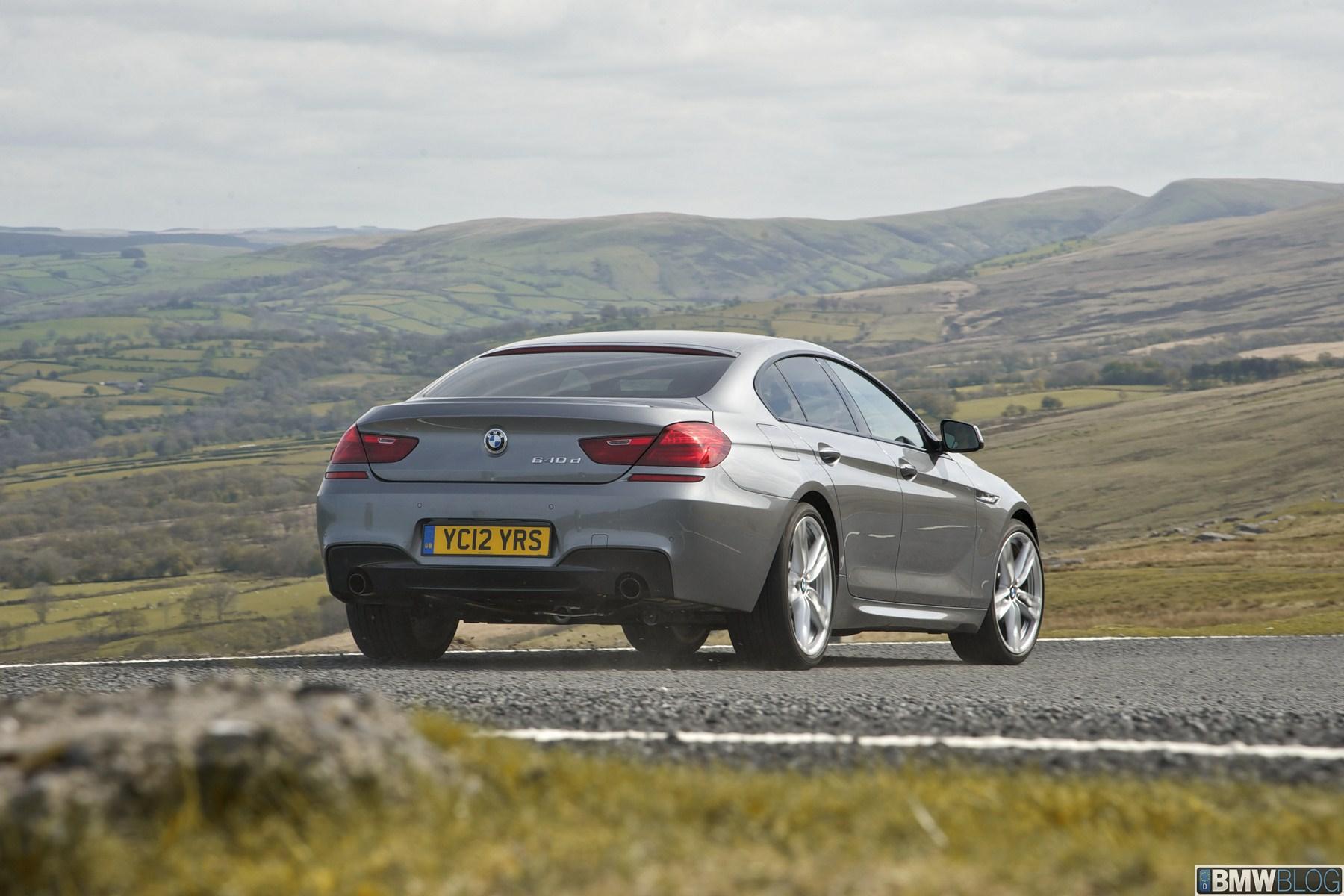 New BMW 6 Series Gran Coupe photos 27