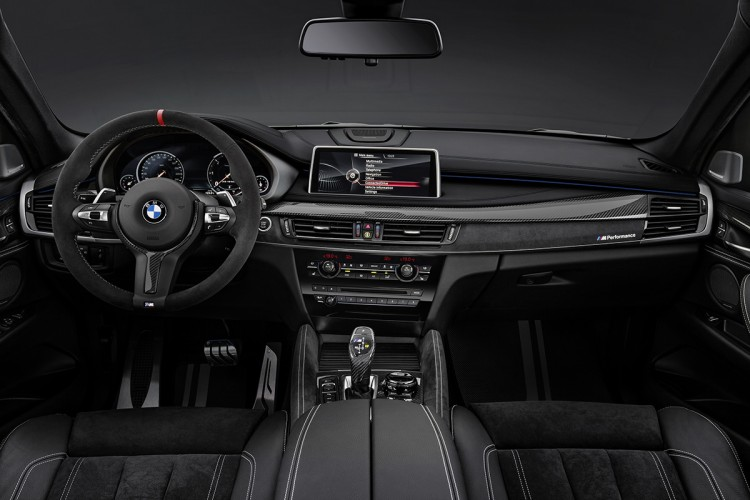 New BMW M Performance Parts For The BMW X6 (12)