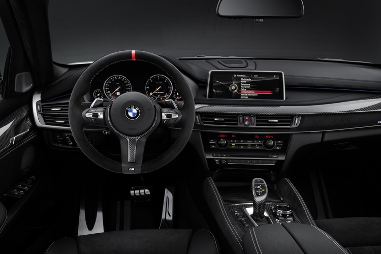 New BMW M Performance Parts For The BMW X6 (13)
