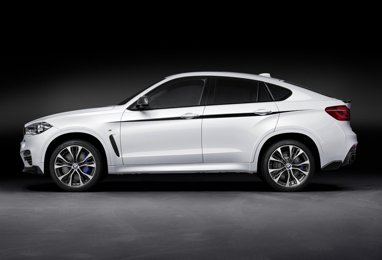 New BMW M Performance Parts For The BMW X6 3 750x511