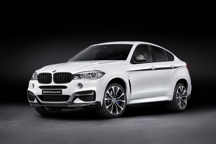 New BMW M Performance Parts For The BMW X6 (4)