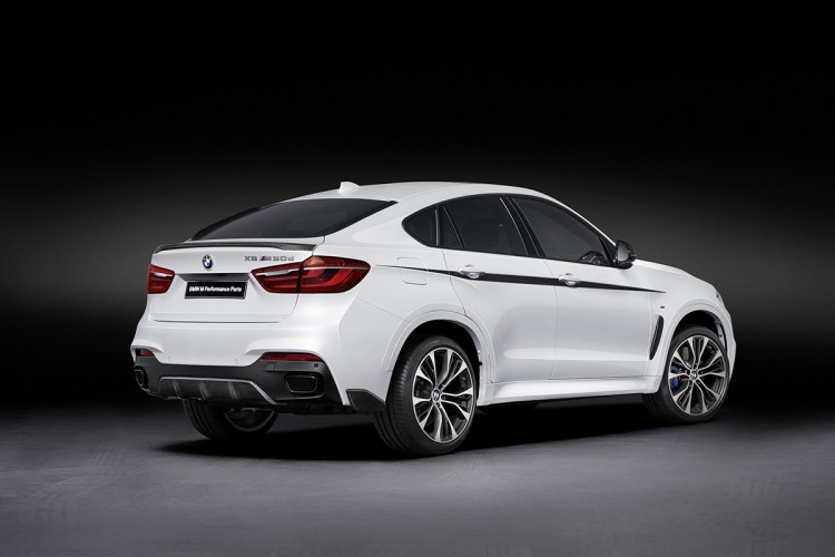 New BMW M Performance Parts For The BMW X6 (5)
