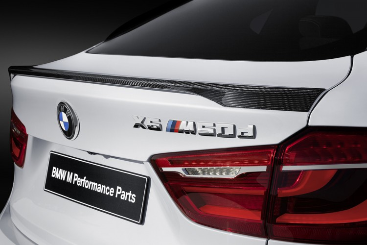 New BMW M Performance Parts For The BMW X6 (8)