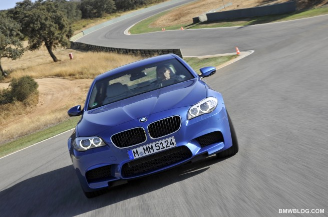 New BMW M5 photos 1291 655x435