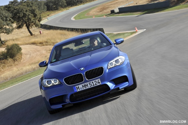 New BMW M5 photos 1291 750x500