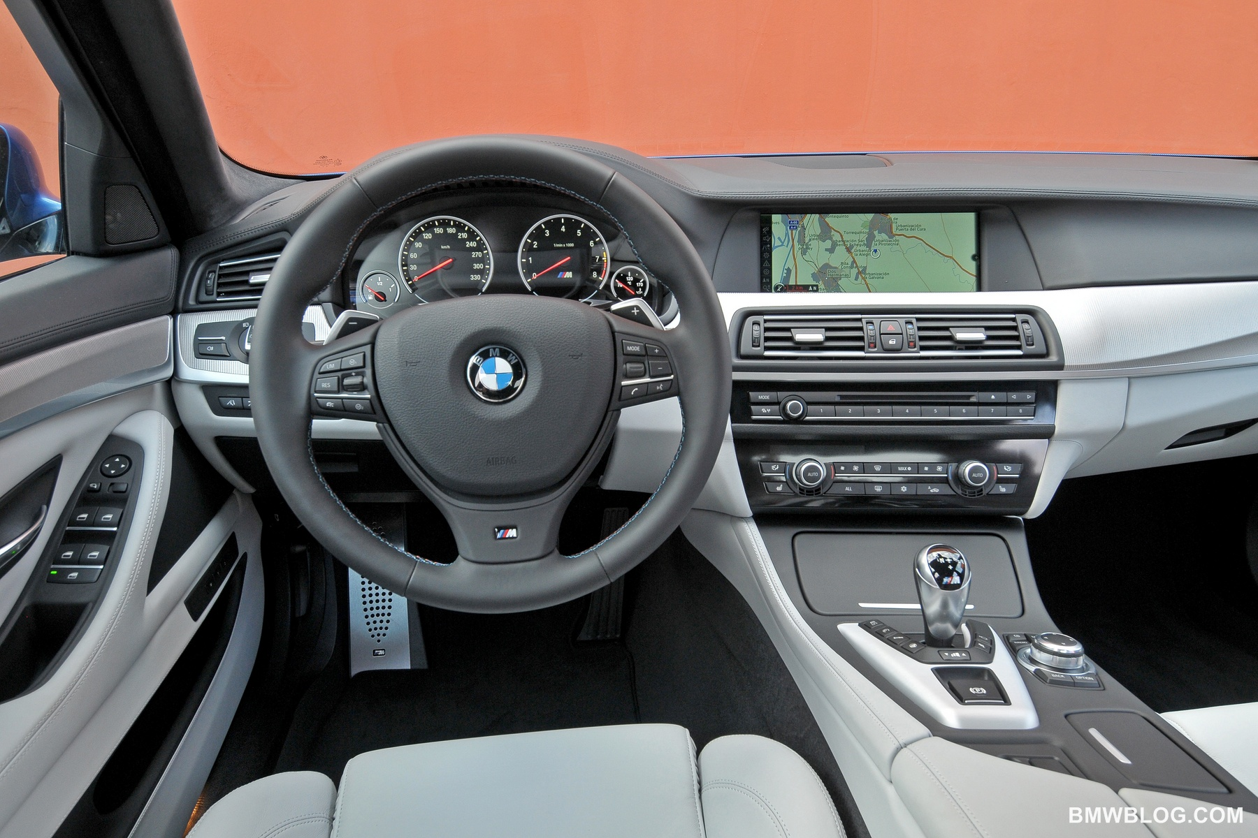 New BMW M5 photos 291