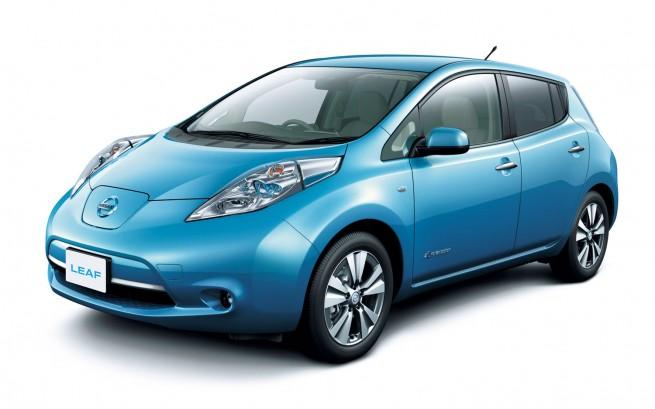Nissan Leaf 655x409