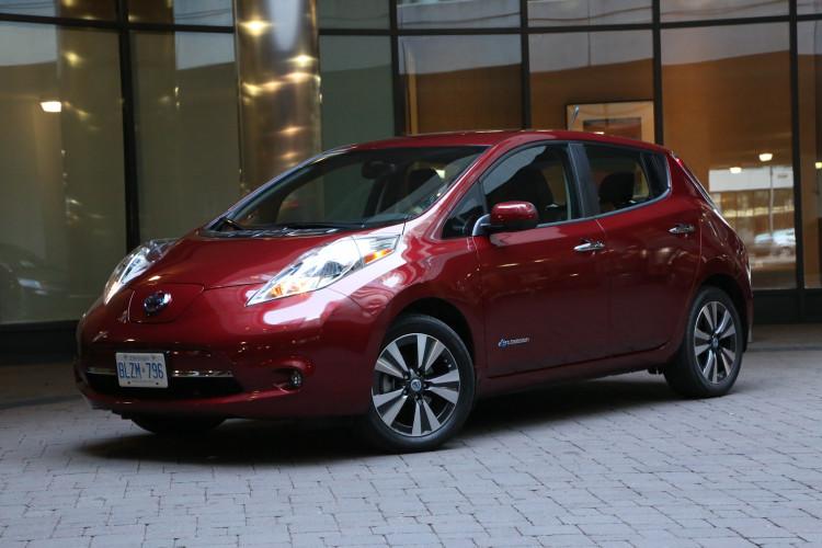 Nissan Leaf - Shawn Molnar | BMWBLOG-2