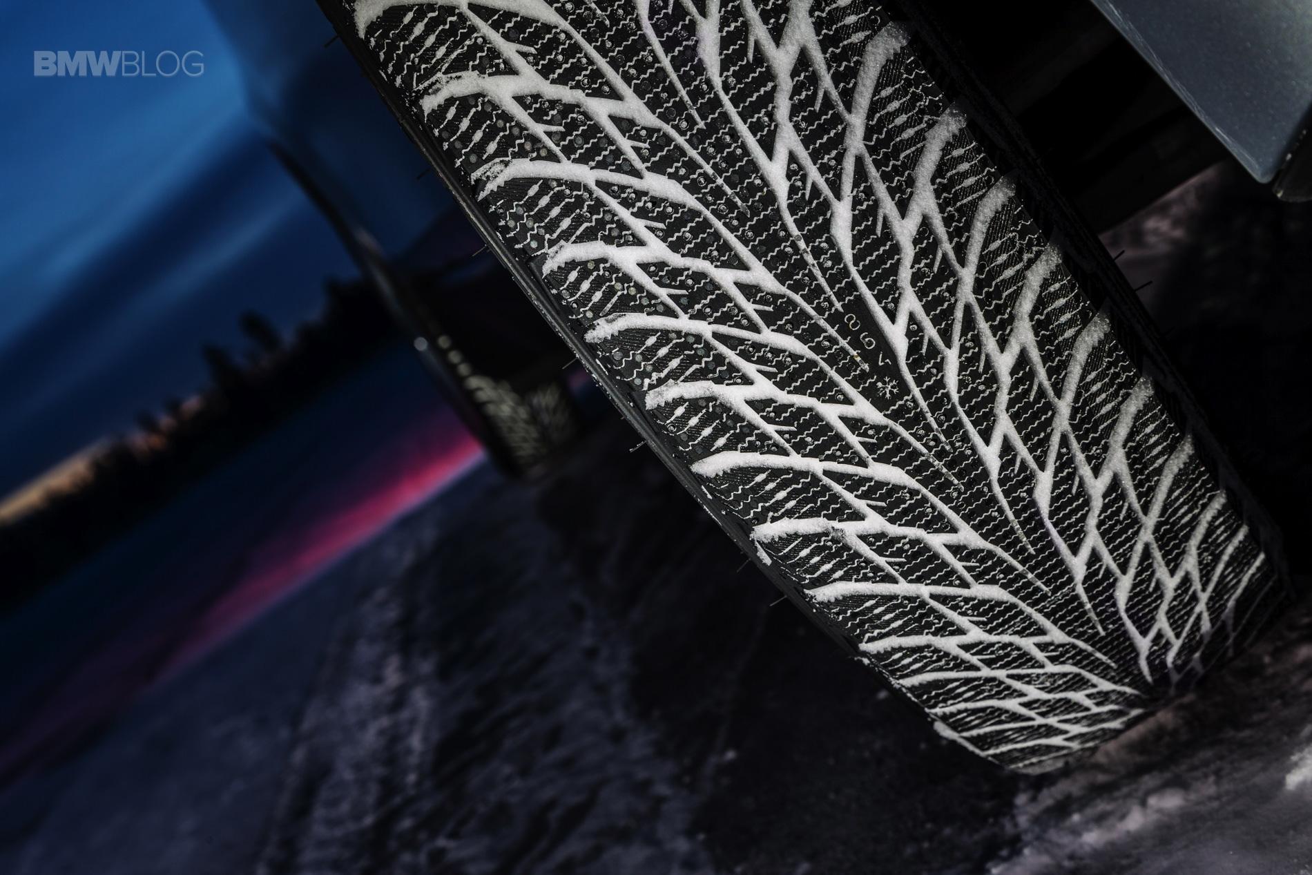 Nokian Hakkapeliitta R2 >> BMW i3 Winter Tires Review: Bridgestone Blizzak LM-500 vs. Nokian Hakkapeliitta R2