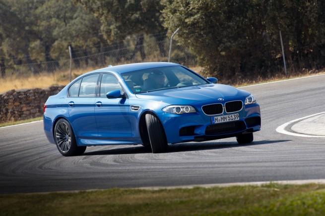 Opposite Lock in BMWs new M52 655x436