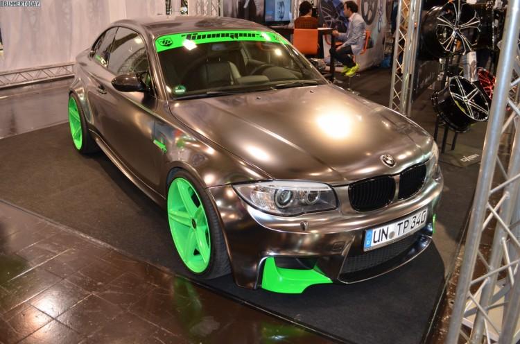 Oxigin Tuningpur BMW 1er M Coupe Tuning Chrom Essen Motor Show 2013 01 750x496