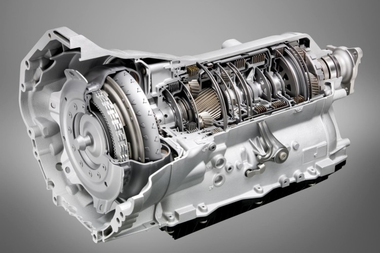 The Spun Bearing Reprised Zf Double Clutch Transmission