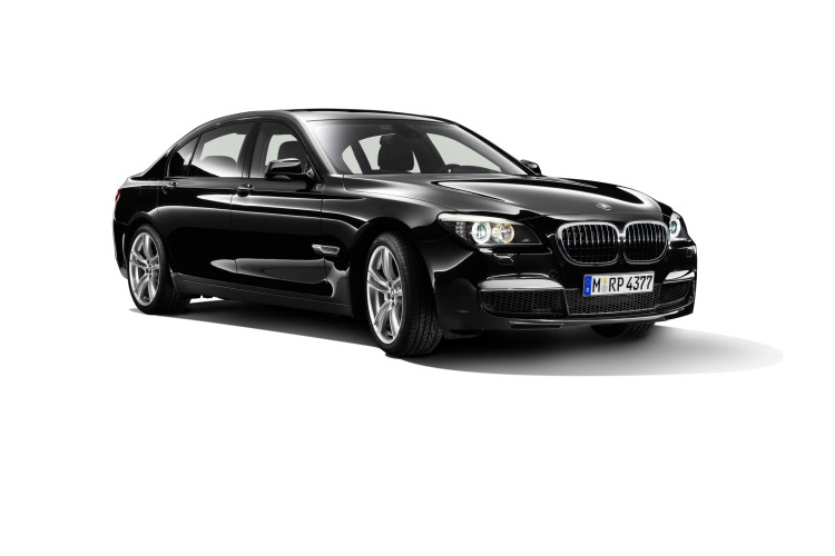 2011 BMW 740i and 740Li Sedans Pricing Announced