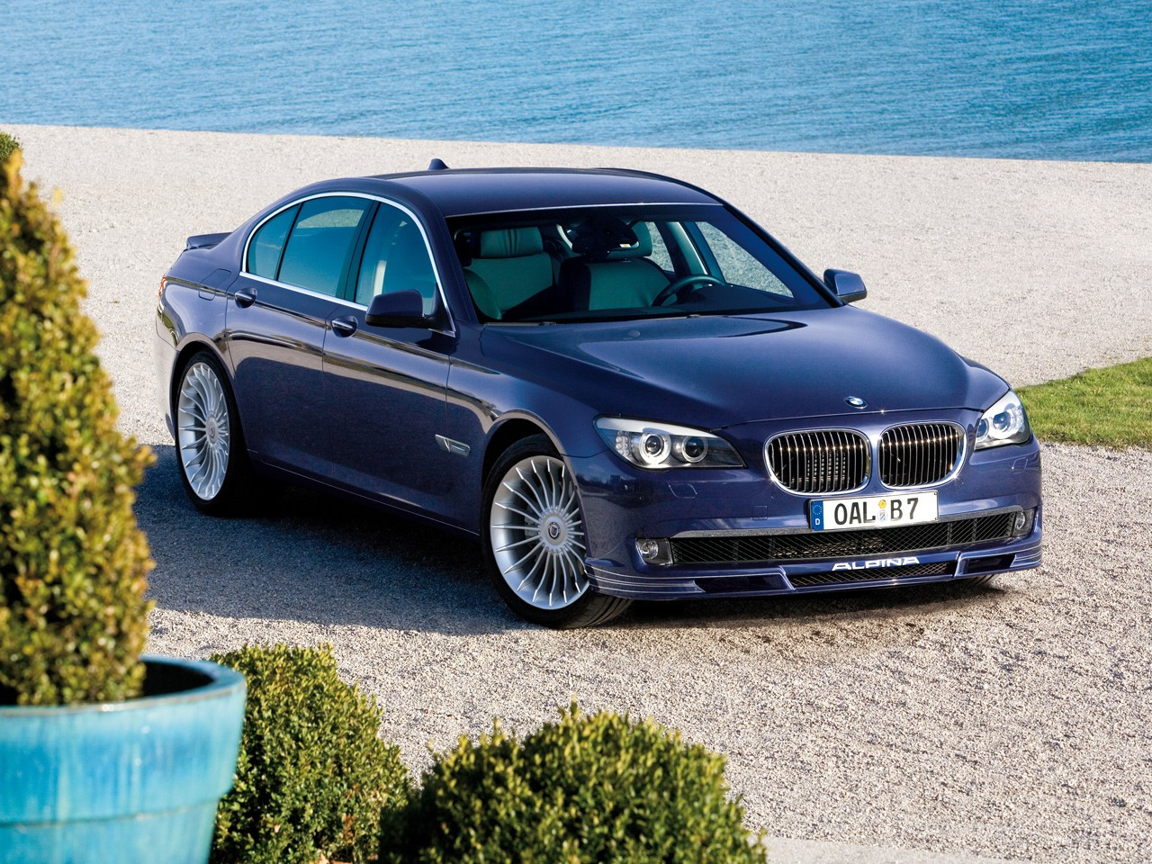 U.S. Pricing 2011 BMW ALPINA B7
